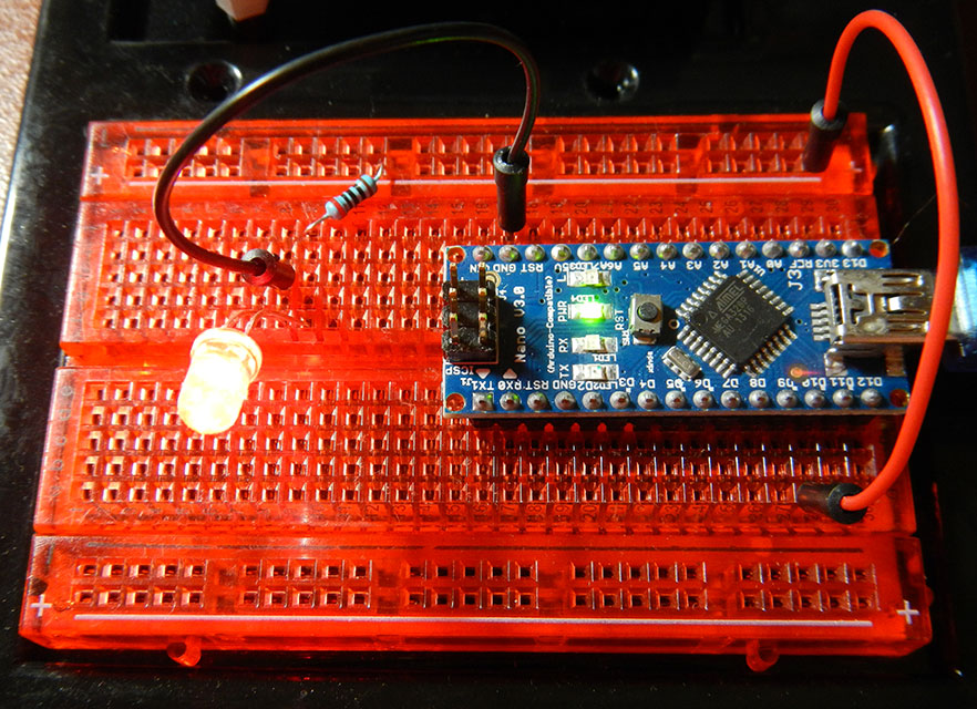 Arduino_Nano_Blink_LED